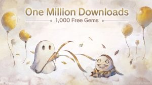 NieR Re[in]carnation Celebrates Over 1 Million Western Downloads with Free Gems
