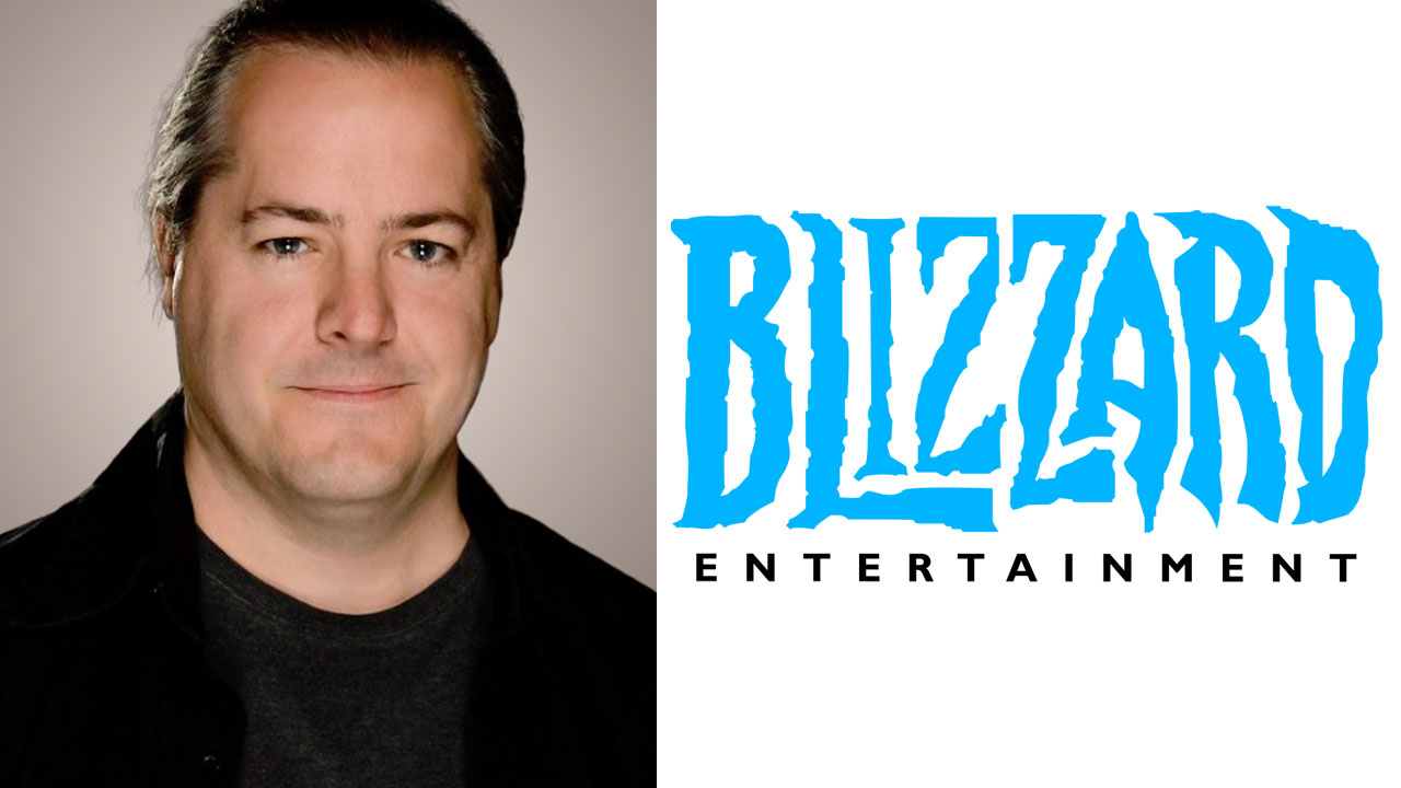 Blizzard President is Stepping Down