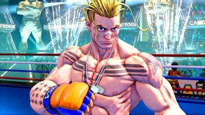 Street Fighter V: Champion Edition DLC Characters Oro and Akira Launch August 16, New DLC Character Luke Announced