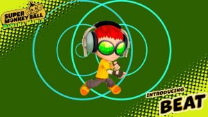 Beat from Jet Set Radio is an Unlockable Character in Super Monkey Ball: Banana Mania