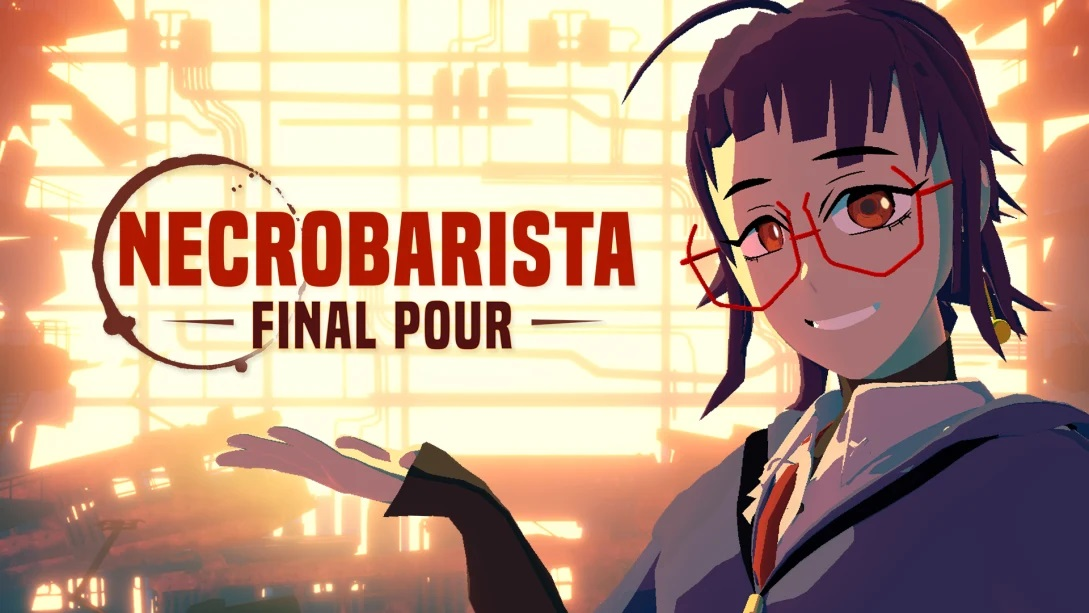 Necrobarista: Final Pour is Now Available for Switch