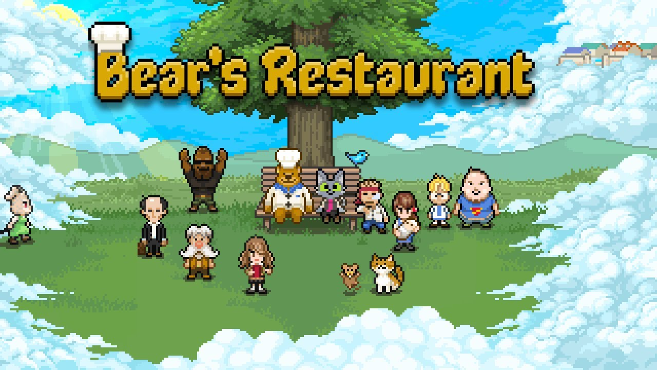 Bear's Restaurant is Coming to PC