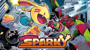 Spectacular Sparky Announced for PC and Switch