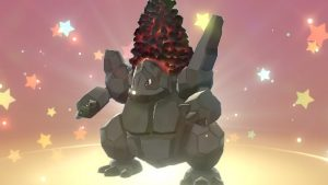 Pokemon Sword and Shield Distribute World Champion Wolfe Glick's Coalossal for Limited Time