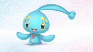 Mythical Pokemon Manaphy Available to Early Adopters of Pokemon Brilliant DiamondandShining Pearl