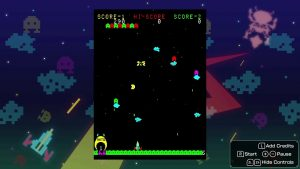 Space Invaders Invincible Collection is Now Available Worldwide