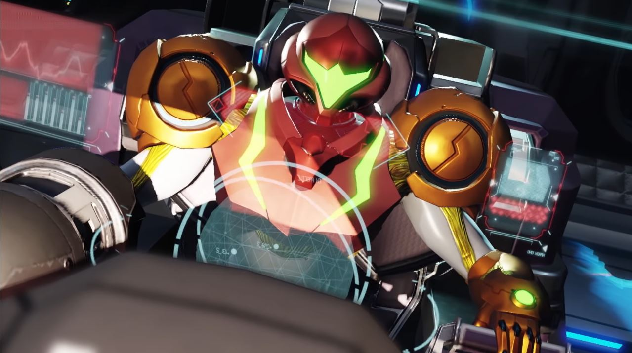 Metroid Dread Another Glimpse of Dread Trailer