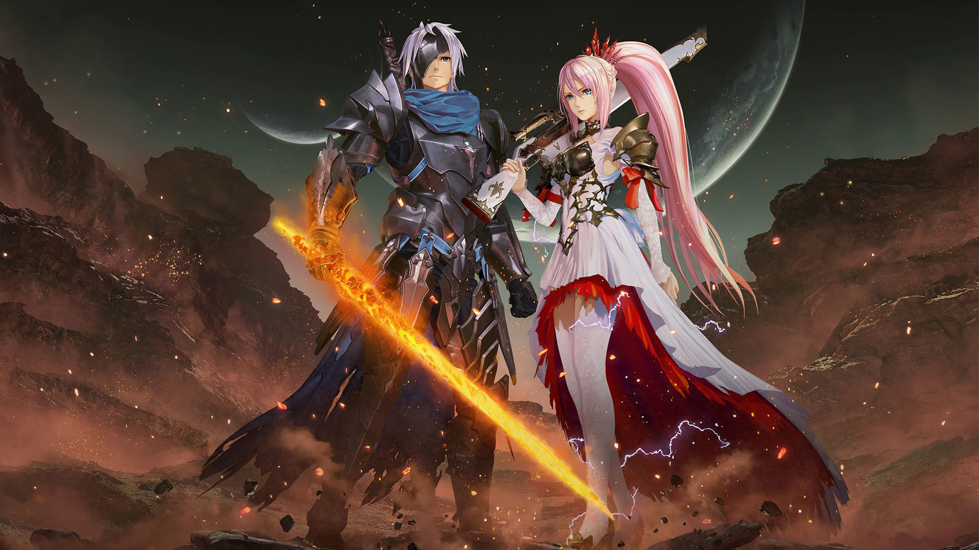Tales of Arise demo preview
