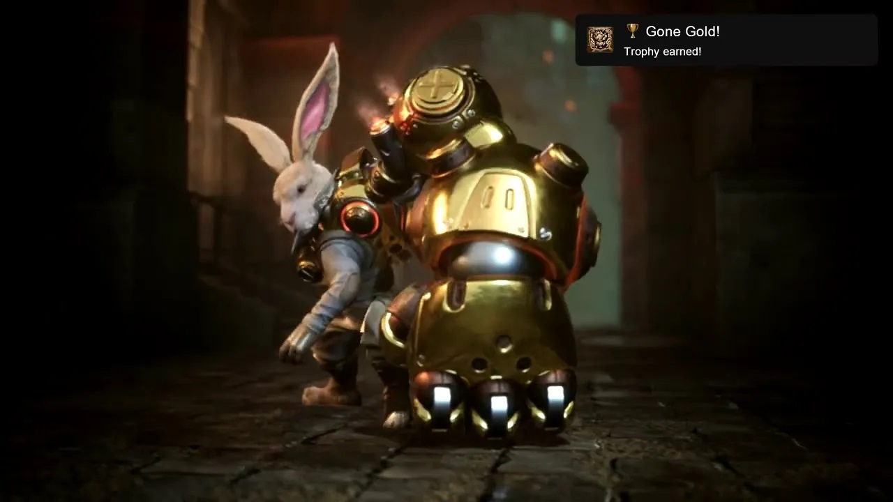 F.I.S.T.: Forged in Shadow Torch Goes Gold