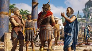 Assassin's Creed Odyssey is Getting a 60FPS Boost on Xbox Series X|S and PS5