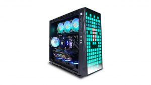 In Win Announces PC Case You Can Play Tetris and More On