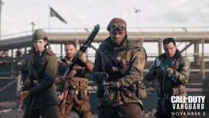 Call of Duty: Vanguard PlayStation Alpha Test Set for August 27 to 29