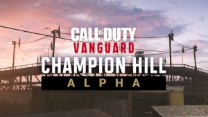 Activision's Logo Now Absent from Call of Duty: Vanguard Alpha