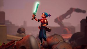 Sci-fi Zelda-Like XEL Announced for PC and Consoles