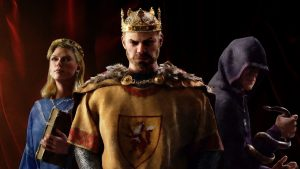 Crusader Kings III: Console Edition Announced for Xbox Series X|S and PS5