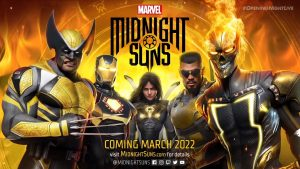 Firaxis Games' Tactical RPG Marvel Midnight Suns Announced, Launches March 2022