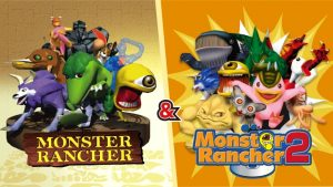 Monster Rancher 1 & 2 DX Announced; Launches Worldwide December 9 for Steam, Switch, and iOS