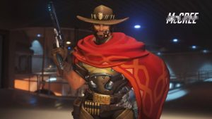Overwatch McCree to be Renamed Due to Being Named after Accused Blizzard Developer