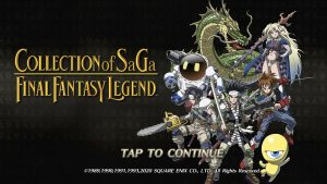 Collection of SaGa: Final Fantasy Legend is Coming to PC and Smartphones