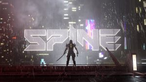 """Team-Based Action Game """"Spine"""" Announced for PC, Smartphones, and Consoles"""
