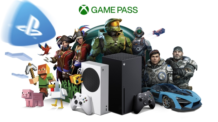 PlayStation Xbox Game Pass