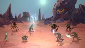 Roguelike Strategy Game Sandwalkers Announced for PC and Switch