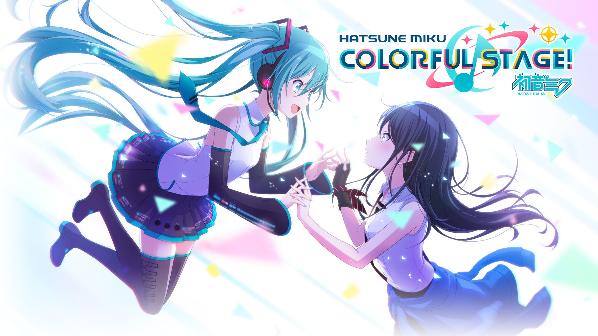 Hatsune Miku: COLORFUL STAGE!is coming west