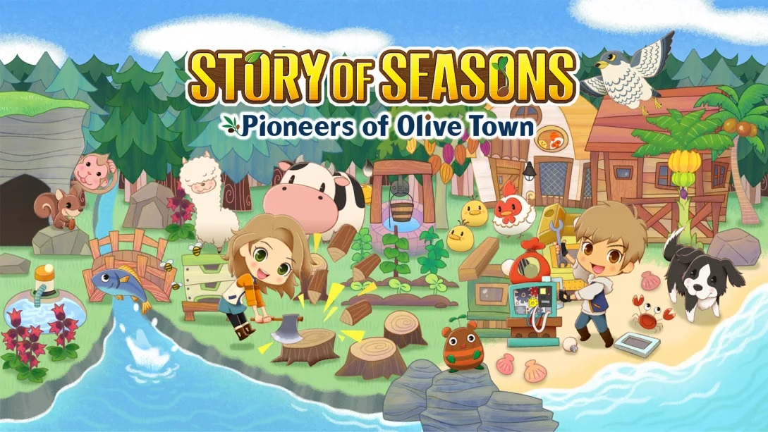 Story of Seasons: Pioneers of Olive Town is Coming to PC