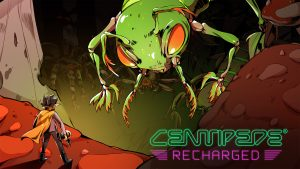Centipede: Recharged Announced for PC, Consoles, and Atari VCS