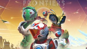 No Man's Sky Frontiers Update is Now Available