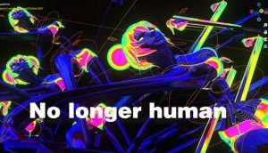 Cybergoth Action Game No Longer Human Announced for PC and Consoles