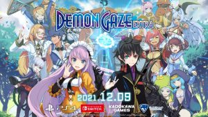 Demon Gaze EXTRA is Coming West on December 9