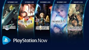 PlayStation Now is Adding Five Final Fantasy Games