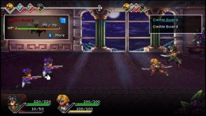 Japanese and Western Fusion Style RPG Rise of the Third Power Announced
