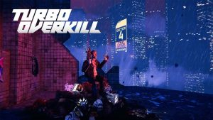 Savage FPS Turbo Overkill Announced for PC and Consoles