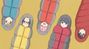 Laid-Back Camp: Have a nice day! Opening Movie