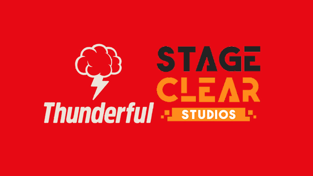 Thunderful has Acquired Stage Clear Studios