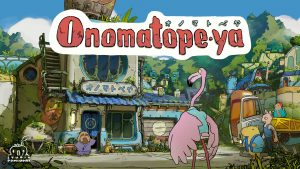 Japanese Shop and Puzzle Game Onomatopeya Announced