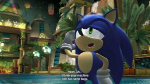 Gamers Complain Sonic Colors Ultimate is Riddled with Bugs and Glitches