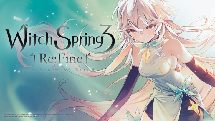 Witch Spring 3 Re:Fine