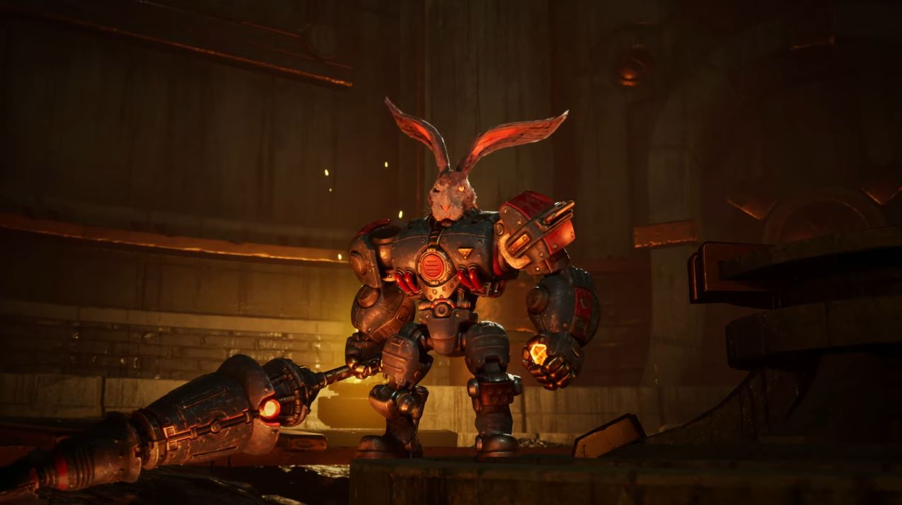 F.I.S.T.: Forged in Shadow Torch Launch Trailer