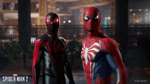 Sony and Insomniac Games Announce Marvel's Spider-Man 2 for PS5