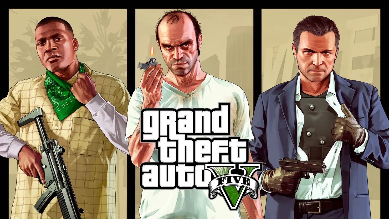 Grand Theft Auto V and Grand Theft Auto Onlinefor Xbox Series X|S and PS5 are Delayed