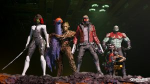 Marvel's Guardians of the GalaxyStory Trailer