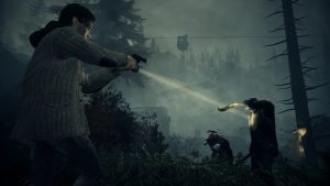 Alan Wake Remastered Launches October 5