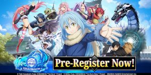 That Time I Got Reincarnated as a Slime: ISEKAI Memories is Coming West