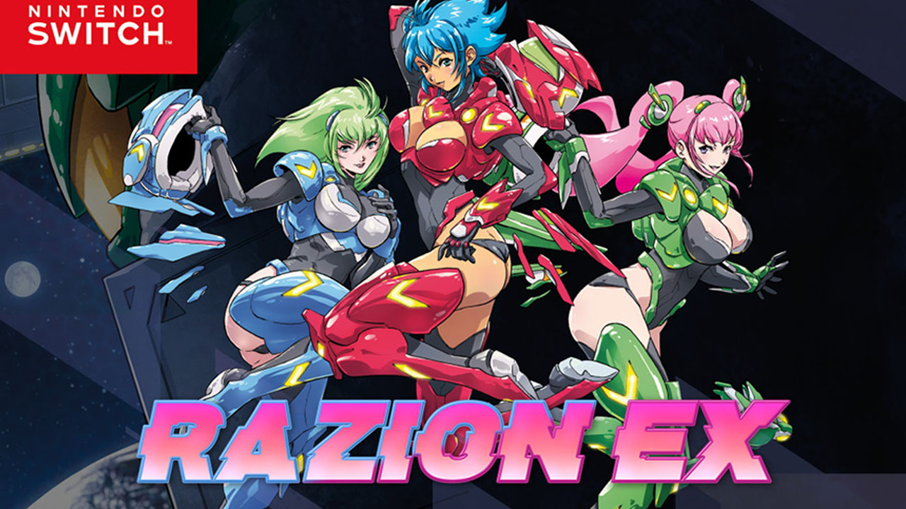 Razion EX is Coming to Switch