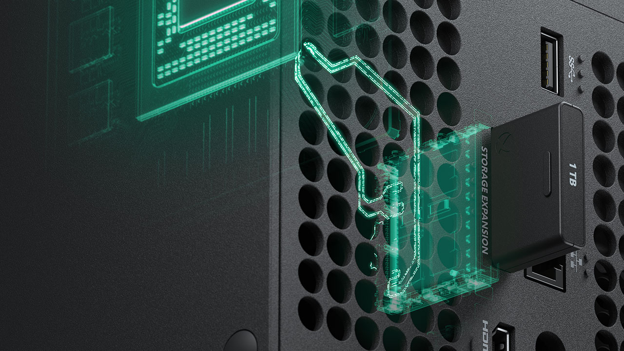Xbox Series X|S Can Probably Support NMVe Drives
