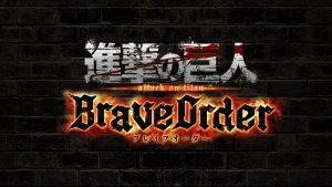 Attack on Titan: Brave Order Announced for Smartphones