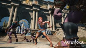 Classical Age ARPG Asterigos Announced for PC, PS4, and PS5